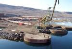 L'installation portuaire de Nanisivik