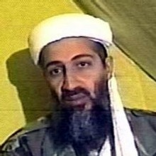 Oussama ben Laden raille l'Amérique
