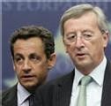 Sarkozy met les pieds dans le plat