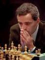 Kasparov candidat à la présidentielle russe
