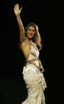 Céline Dion sera récompensée à Monaco lors des World Music Awards