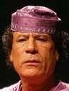 Le colonel Kadhafi en visite en France en décembre