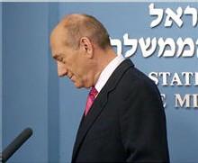 Ehud Olmert révèle être atteint d'un cancer de la prostate