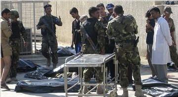 Un attentat suicide en vélo tue 29 policiers irakiens à Diyala