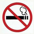 Interdiction de fumer: une 'tolérance' le 1er janvier