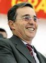 Le président colombien Alvaro Uribe entame une tournée européenne