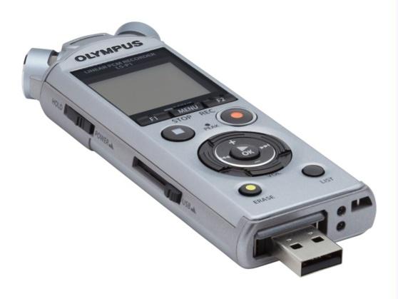 Olympus dévoile le LS-P1 & le LS-P2, <br>des enregistreurs PCM compacts, <br>polyvalents et performants