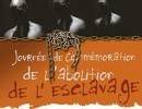Le 23 mai, date commémorative de l'esclavage