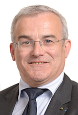 Crise agricole/ critiques de M. Valls<br>réaction de Michel Dantin (PPE, FR)