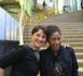 Maureen Nisima, sacrée Championne du Monde d'escrime, rejoint les soutiens sportifs d'Annecy 2018