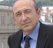 Réaction de Gérard Collomb, Sénateur-maire de Lyon et Président du Grand Lyon, au vote du 25 septembre 2011 au Sénat