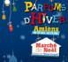 « Parfums d'hiver » Voyage en Russie pour le Marché de Noël d'Amiens 2012