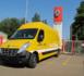Mille Renault Master pour la Poste Suisse