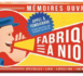 La Ville de Niort et les conseils de quartier lancent le projet « Fabriqué à Niort – Mémoires ouvrières ».