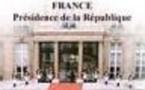 Les voeux du Président Chirac aux Européens
