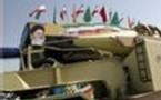 L'Iran teste ses missiles balistiques